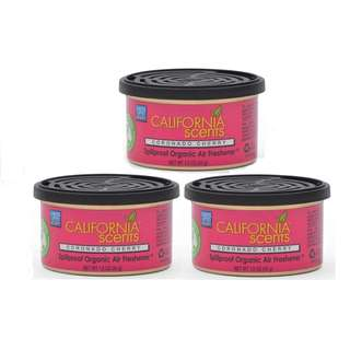 California Scent Organic Coronado Cherry (Bundle of 3)