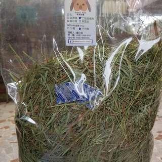 毛毛的家 不分裝二割提摩西 一公斤(500g*2包裝)