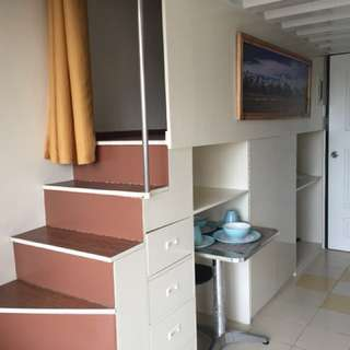 22.88 SQM Titled Fully-Furnished Condominium