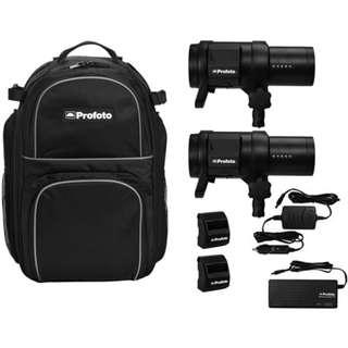 Profoto B1X 500 Location kit. brand new.