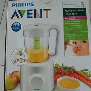 Avent Baby Food Processor SCF870/21