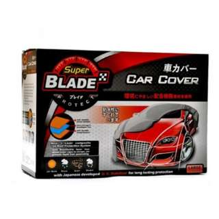 Blade Car Cover Large (Gray)