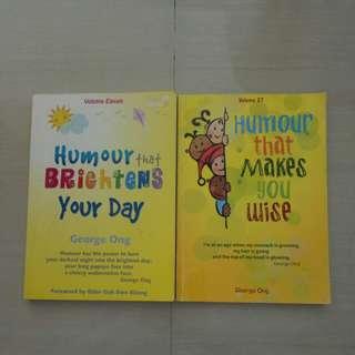 George Ong Joke Books
