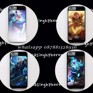 Custom case Mobile legend