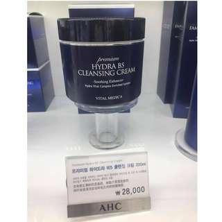 🚚 AHC B5保濕卸妝霜