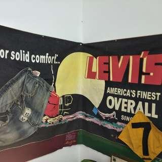 Levis banner limited item