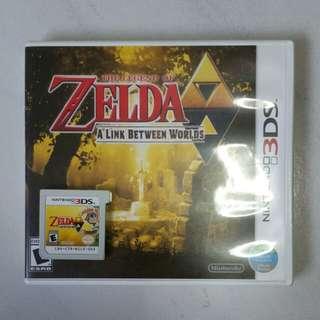 [3DS Games] Legend of Zelda - A Link Between Worlds