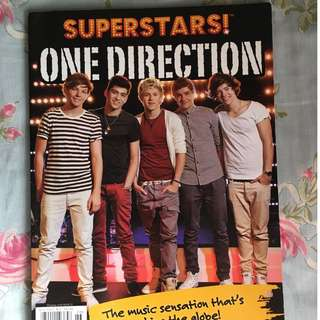 SUPERSTARS!: ONE DIRECTION (BIOGRAPHY)