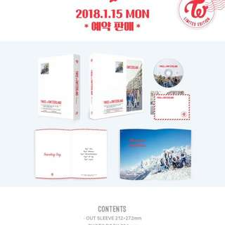 TWICE TV5: TWICE IN SWITZERLAND PHOTOBOOK (WM)