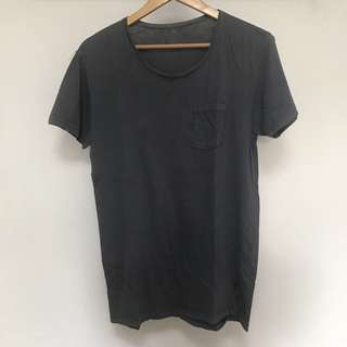 Cotton On Grey Loose Fit Tee