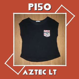 aztec loose top