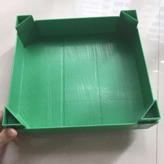 ELC vege storage tray