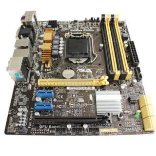 ASUS H87m-pro M51ac Intel H87 LGA 1150 4th Gen mATX Motherboard