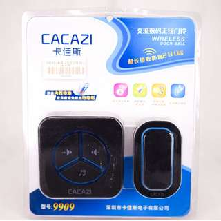 Cacazi Wireless Doorbell