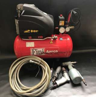 2HP Air Compressor