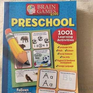 Brain games for Preschool
