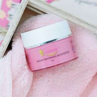 Argan Whitening Moisturiser for Hijab Muslimah