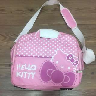 Tas Laptop Hello Kitty