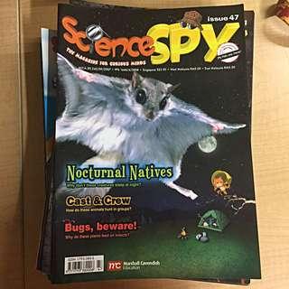 Science Spy