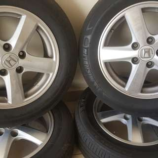 Sport Rim 16 Honda Accord 2004 Original