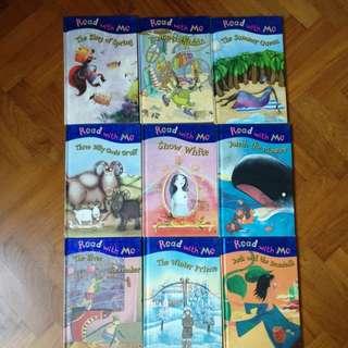 9 Children Classic Story Books