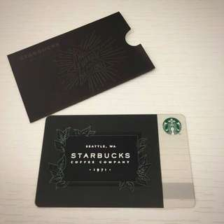 Starbucks Cards Seattle Edition