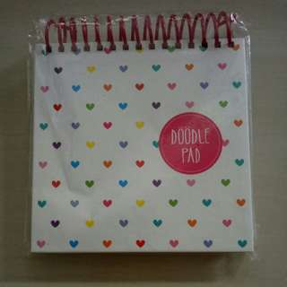 BNIP The Paper Stone Doodle Pad