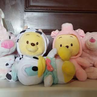 Buy 3 free 1 : BN with tags Soft Toys