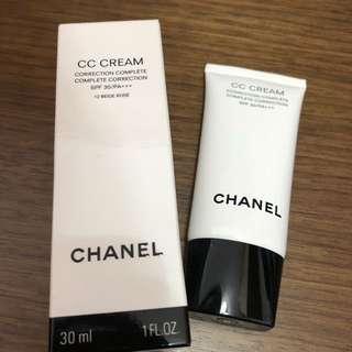 Chanel CC Cream 100% real and new專櫃化妝品