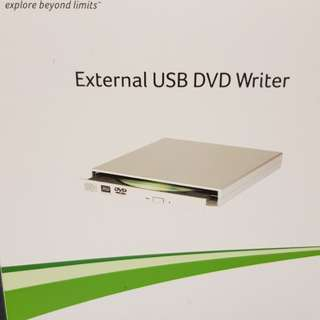 DvD writer reader