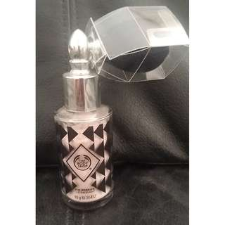 THE BODY SHOP Sparkler in Atomizer: Shimmer Pink  (Lightly used once)