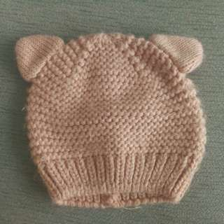 GAP KIDS Pink Knitted hat