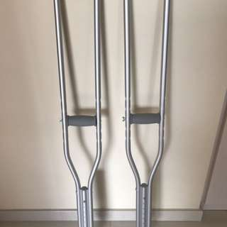 Crutches - adult sized