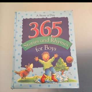 Books Stories & Rhymes
