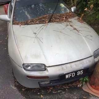 Mazda Lantis 323f 1.6