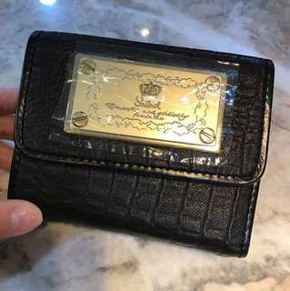 全新 Salad short wallet
