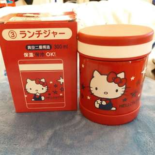 Hello Kitty 保暖壼 300ml