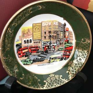 Piccadilly Circus display plate