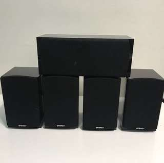 Energy Take Classic 5.0 speakers