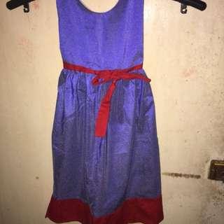 Female toddler dress