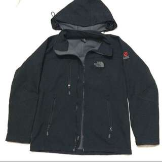 The North Face Jacket with removable Hoodie