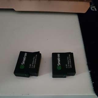 Smatree Hero 5 battery