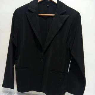 Blazer black (XL)