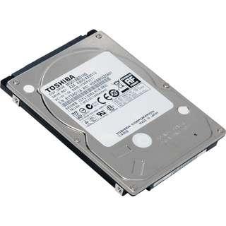 Toshiba 2.5 Inch Hard Drive 1TB