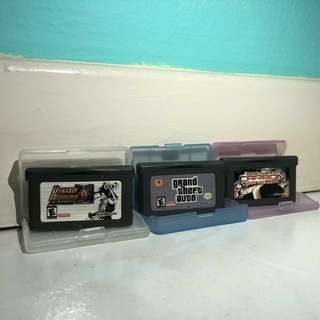 GameBoy cartridges for sale