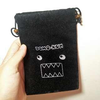 DOMO-KUN pouch bag