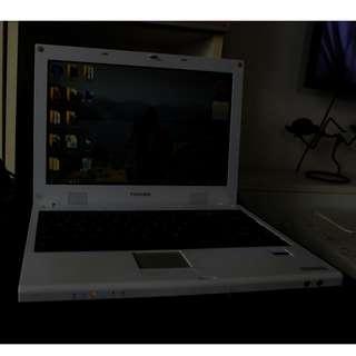 Toshiba Portege M500 with Toshiba AC Power Adapter & Laptop Bag