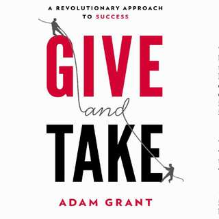 [e-book] Give and Take by Adam Grant