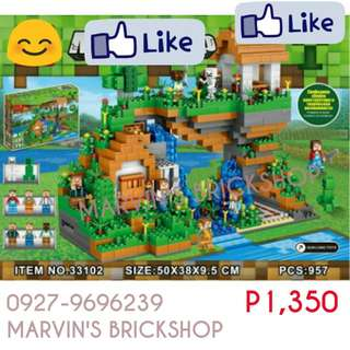 For Sale Minecraft Building Block Toys