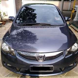 Honda Civic 2.0 (2012)